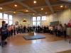 Akrobatik-Aufführung der Klassen 4b und 4c am 19.12.17_18