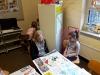 Märchen-Vorlesestunde der 3. Schuljahre für das 1. Schuljahr (1.12.17)